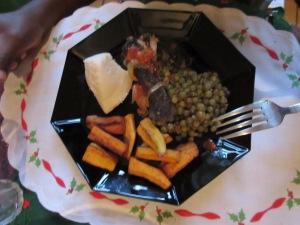 Congo Dinner